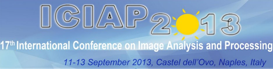 ICIAP 2013 Logo